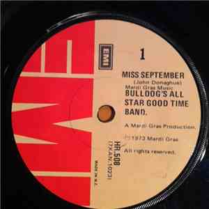 Bulldogs All Star Goodtime Band - Miss September download free
