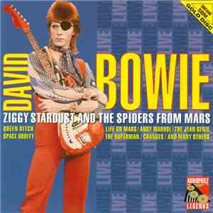 "David Bowie - Ziggy Stardust And The Spiders From Mars ""Live"" download free"