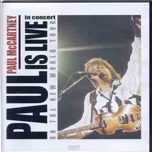 Paul McCartney - Paul Is Live - In Concert On The New World Tour download free