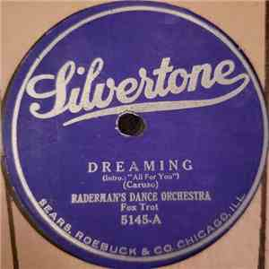 Raderman's Dance Orchestra - Dreaming / I Found A Rose In The Devil's Garden download free