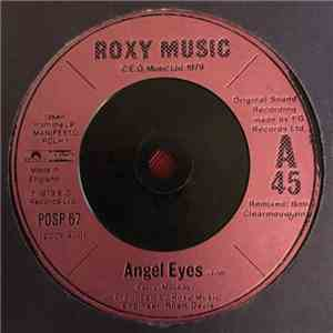 Roxy Music - Angel Eyes download free